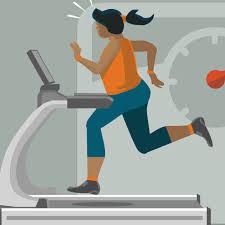 کاهش وزن با تردمیل، تمرین با تردمیل